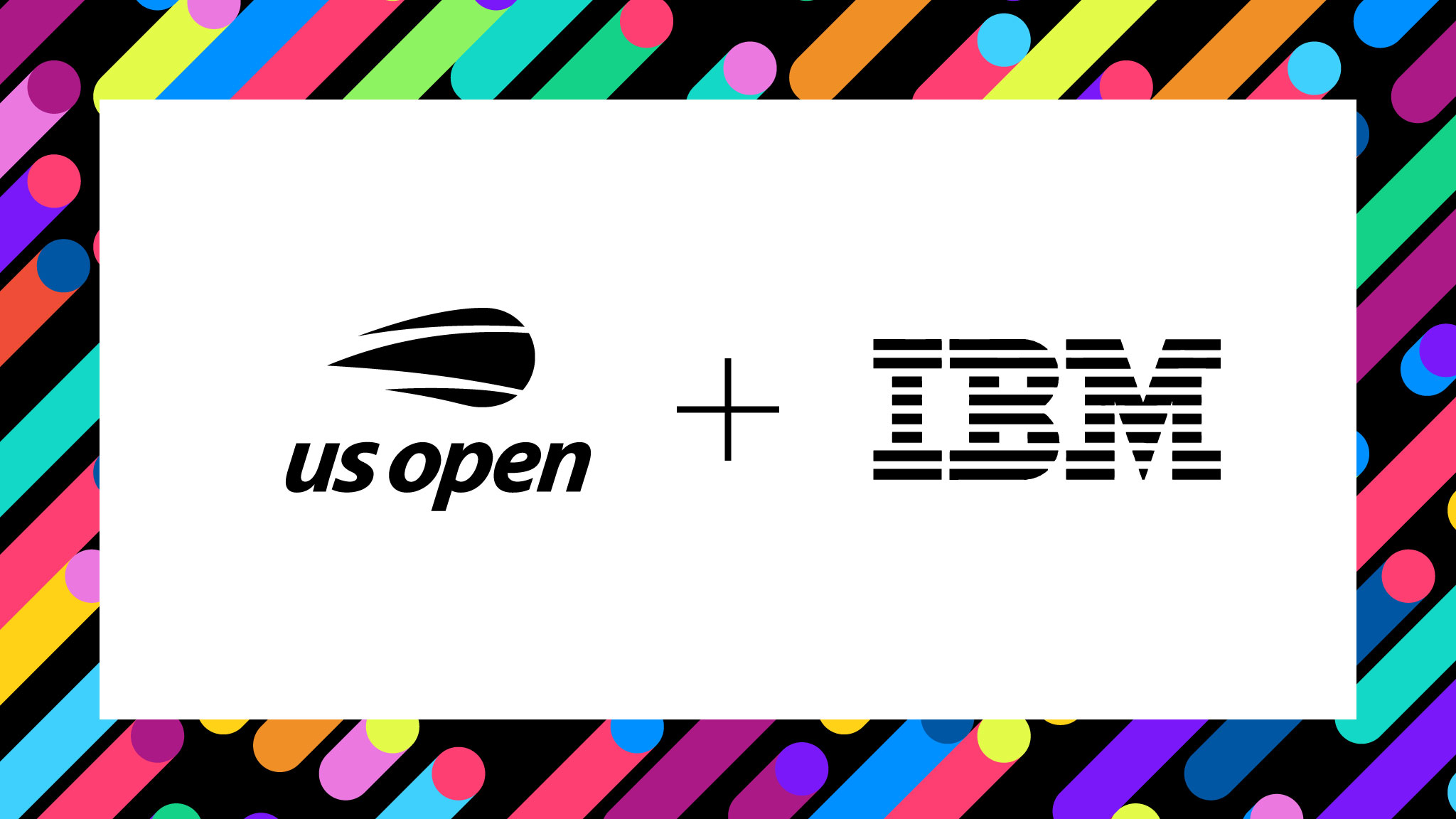 US Tennis Open + IBM